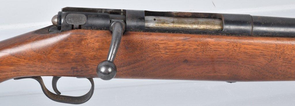 JC HIGGINS, 20 GA BOLT ACTION SHOTGUN - 2