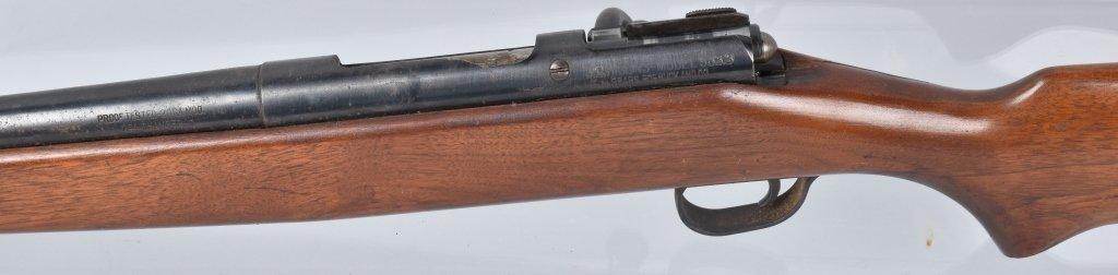 JC HIGGINS, 20 GA BOLT ACTION SHOTGUN - 5
