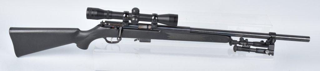 SAVAGE M93R17, 17HNR, BOLT ACTION RIFLE