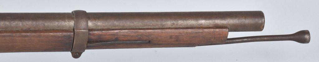 CIVIL WAR M1863 SPRINGIELD RIFLE, DATED 1863 - 4