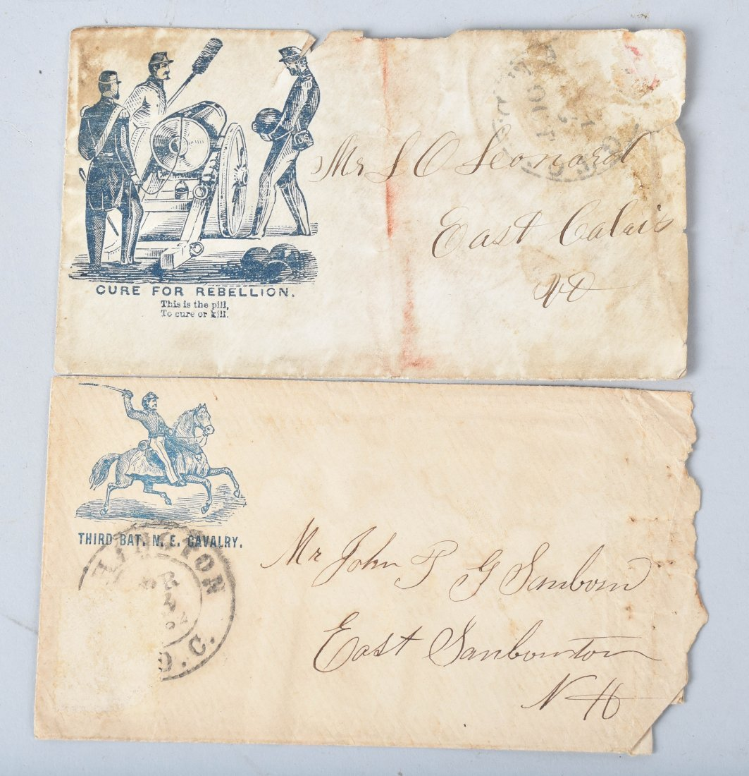 CIVIL WAR DOCUMENTS, SNUFF BOX and MORE - 4