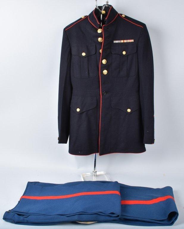 U.S.M.C. DRESS BLUES UNIFORM