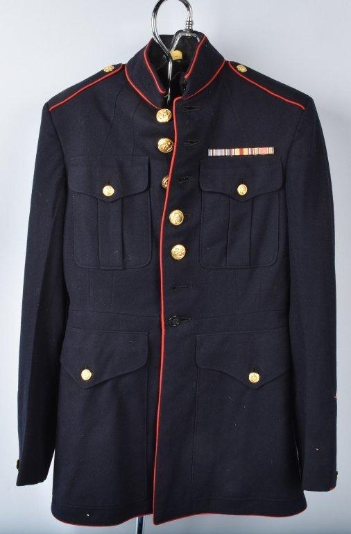 U.S.M.C. DRESS BLUES UNIFORM - 2