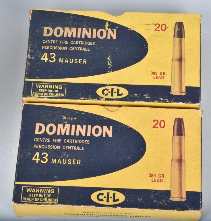 11mm AMMUNITION - 4