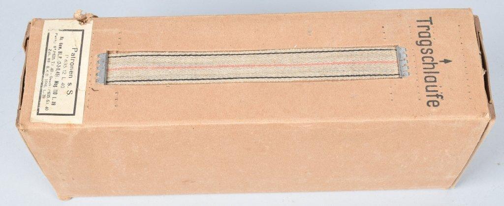 NAZI BATTLE PACK of 8X57 MAUSER AMMUNITION MIB