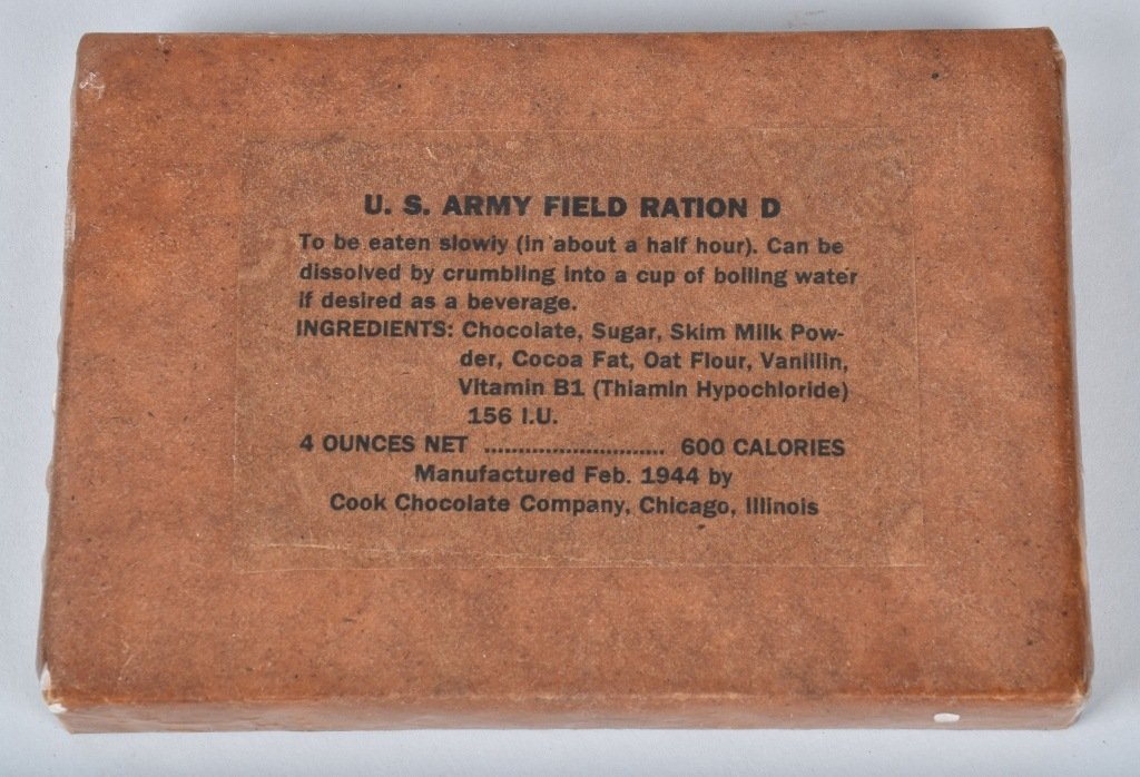 WWII PATCHES, MI CLEANING KIT, RATIONS, & MORE - 2