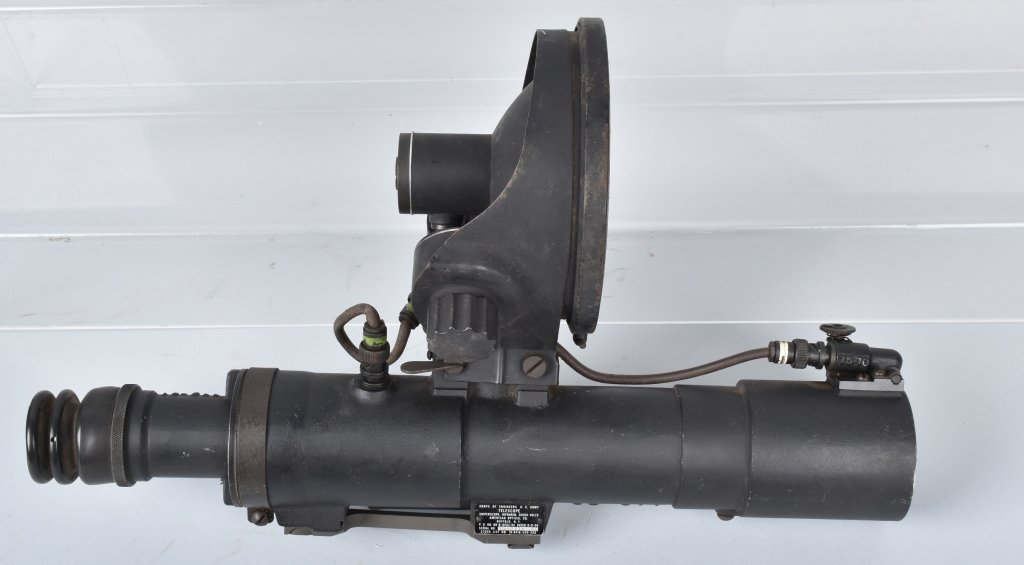 WWII US ARMY INFRARED SNIPERSCOPE w/ BOX - 2