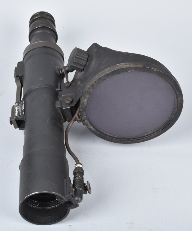 WWII US ARMY INFRARED SNIPERSCOPE w/ BOX - 4