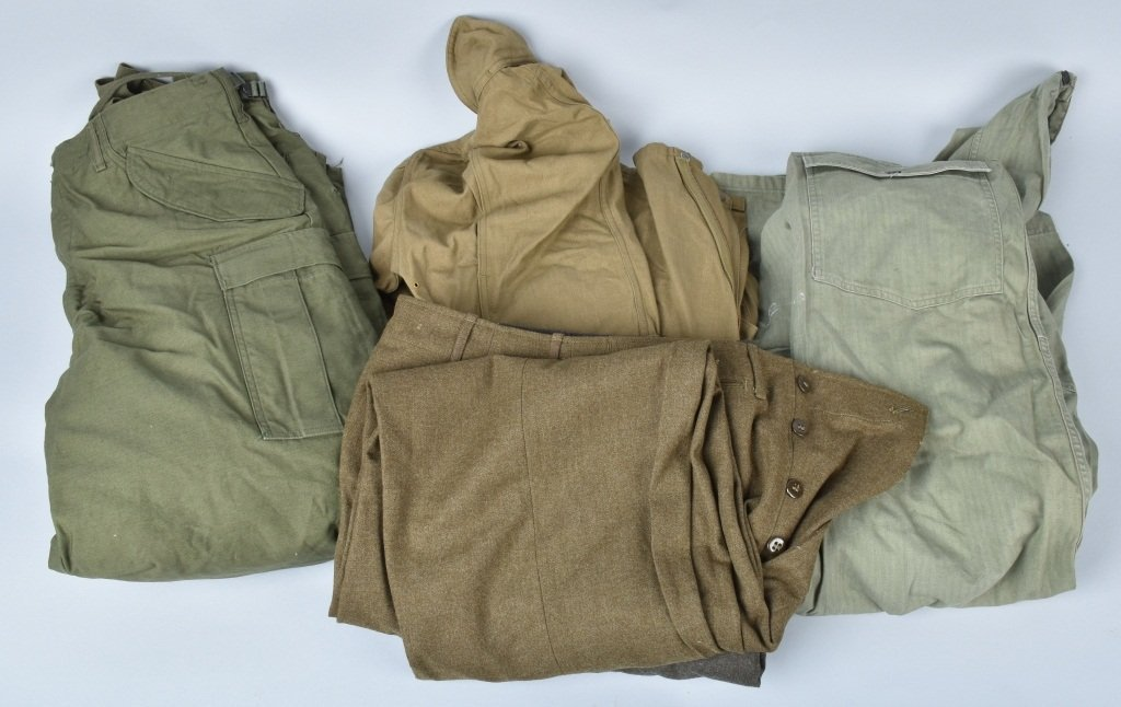 WWII ERA JUMP SUITS & PANTS