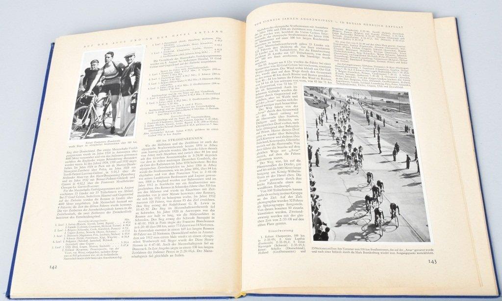 NAZI OLYMPIA 1936 CIGARETTE BOOK II - 5