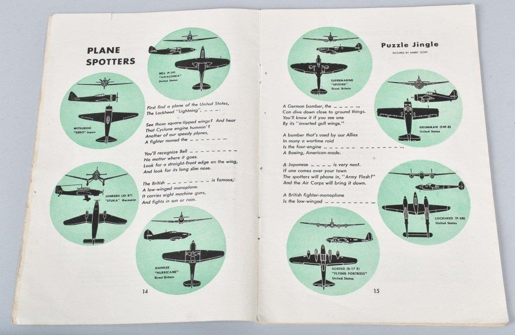 PLANE SPOTTERS, NAZI BOOK, TANK BOOK, & MORE - 3