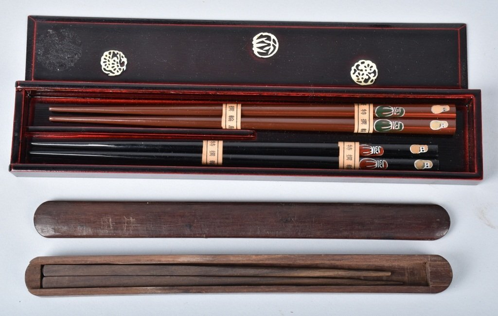 JAPANESE CHOP STICKS, SWORD STRAP and MORE - 2