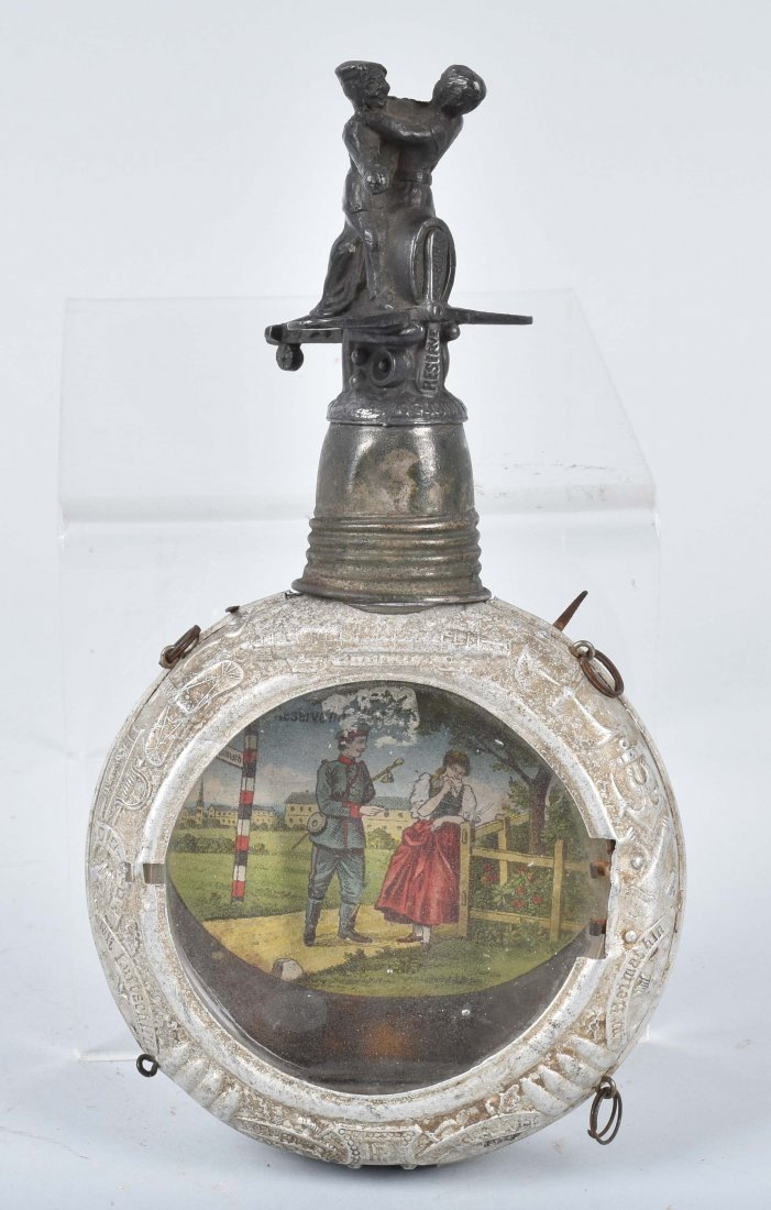 IMPERIAL GERMAN AVIATION MILITARY FLASK