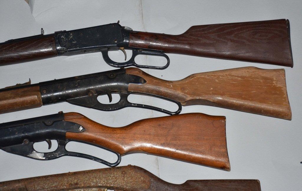 LOT OF 6 VINTAGE BB GUNS - 2