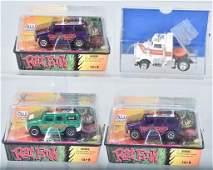 3- RAT FINK SLOT CARS & MORE
