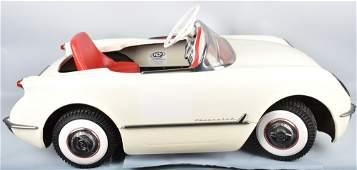 1953 CORVETTE PEDAL CAR