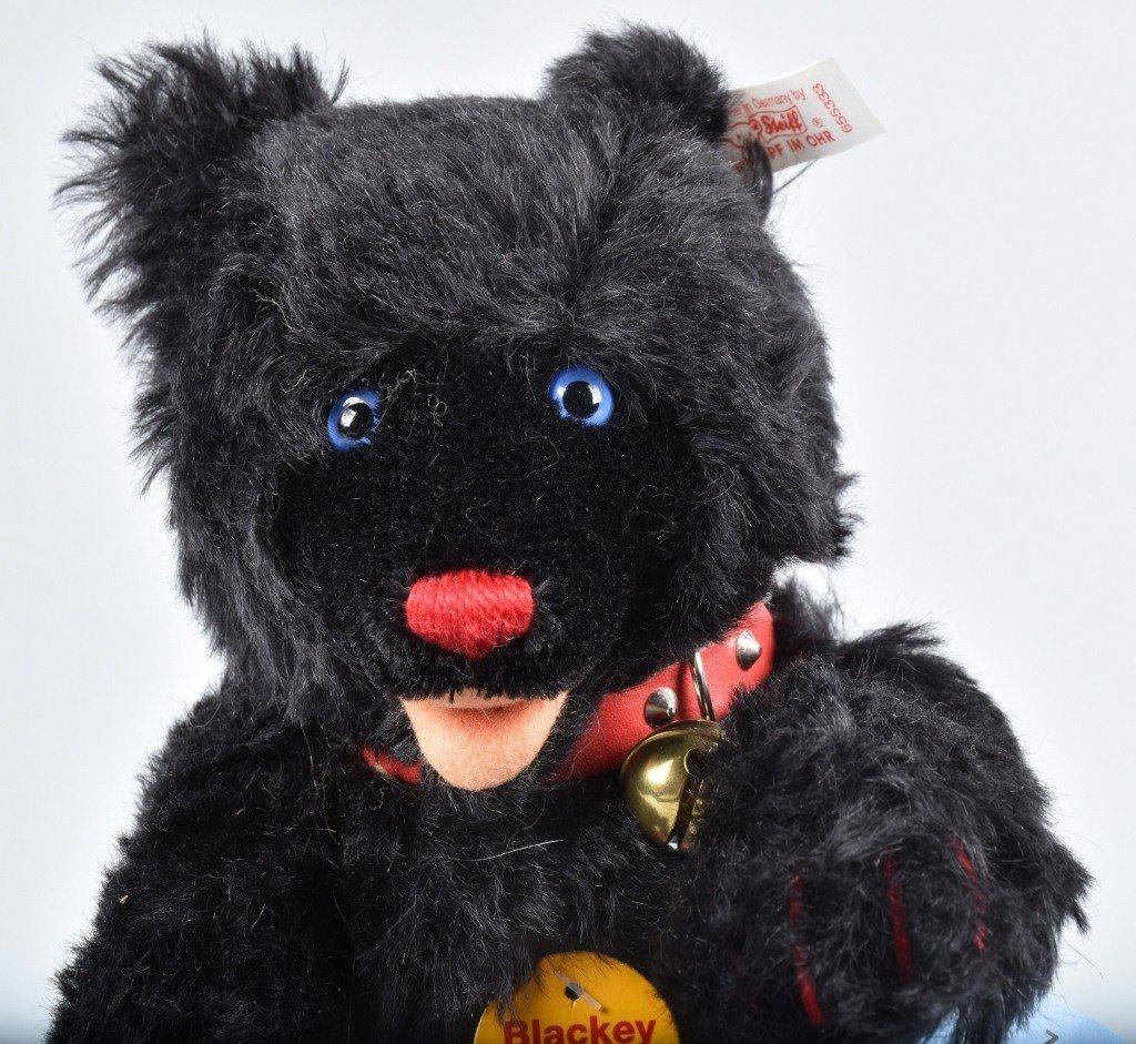 STEIFF GIENGEN FESTIVAL BLACKEY BEAR LTD ED - 2