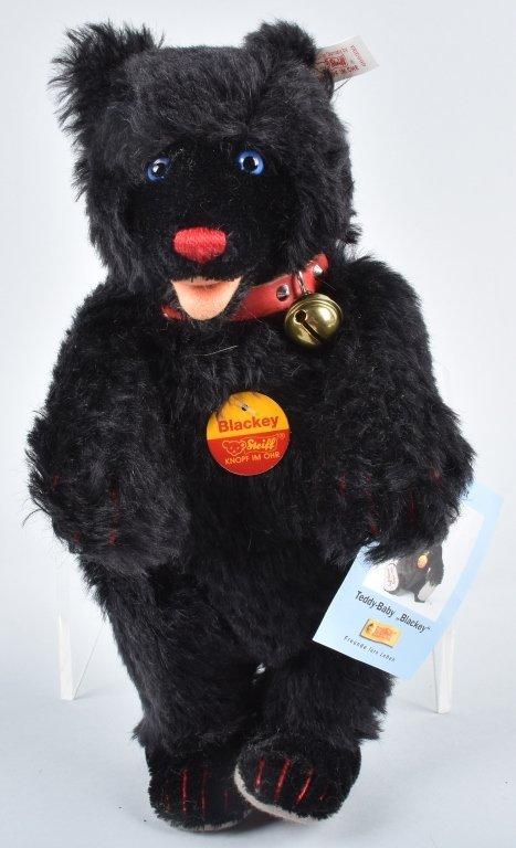 STEIFF GIENGEN FESTIVAL BLACKEY BEAR LTD ED - 4