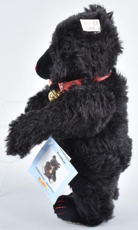 STEIFF GIENGEN FESTIVAL BLACKEY BEAR LTD ED - 5