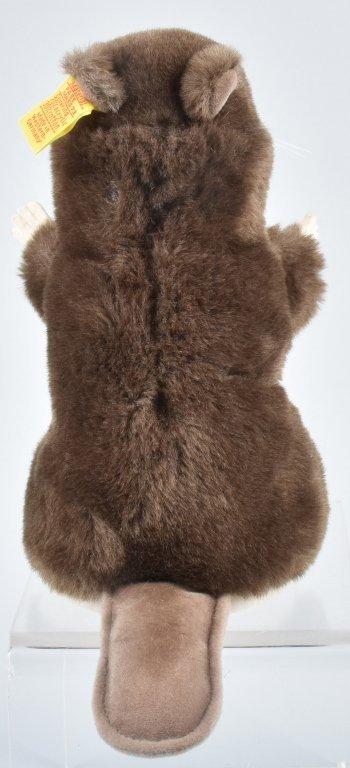 STEIFF BEAR AND BEAVER - 10
