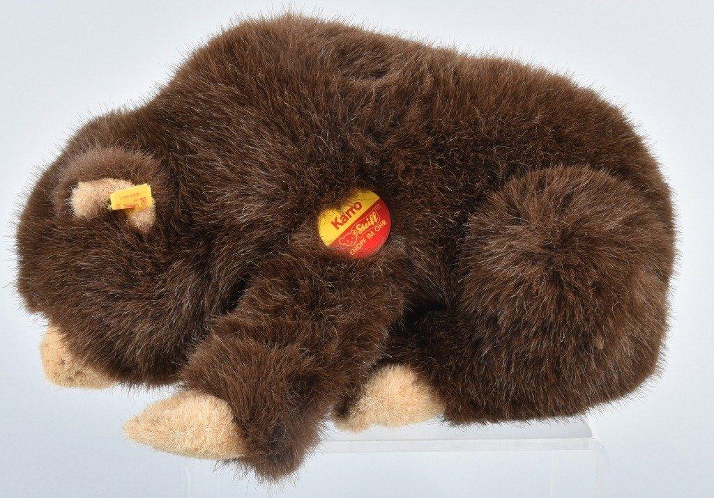 STEIFF BEAR AND BEAVER - 3