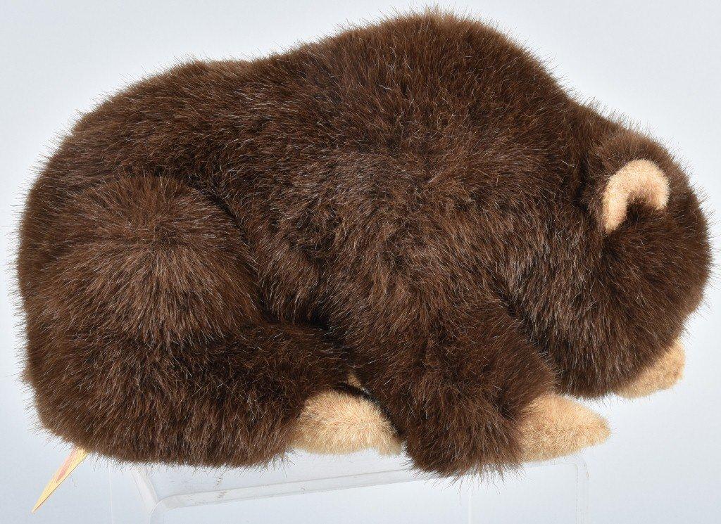 STEIFF BEAR AND BEAVER - 5
