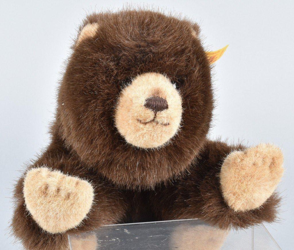 STEIFF BEAR AND BEAVER - 6