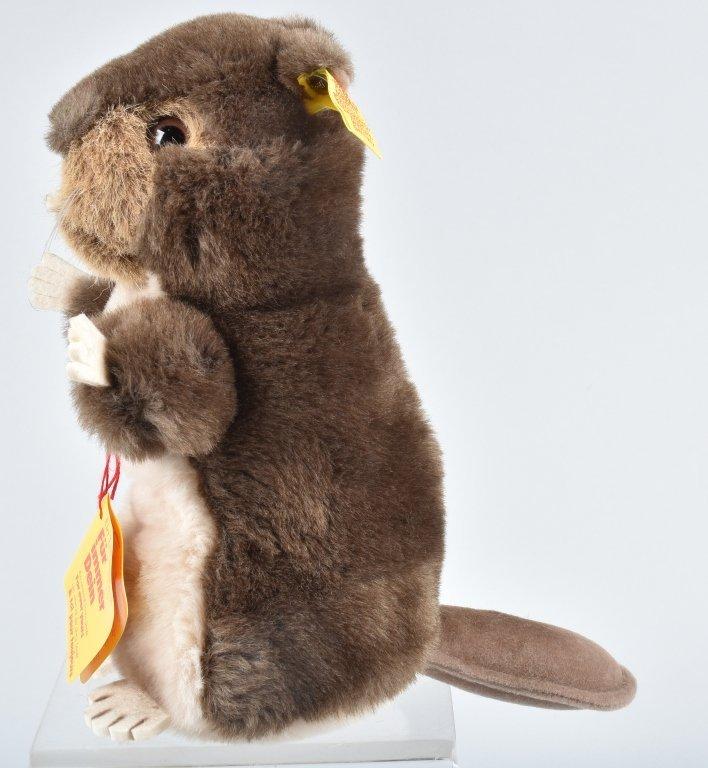 STEIFF BEAR AND BEAVER - 9
