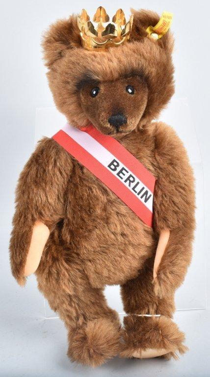 STEIFF BERLIN BEAR NMIB - 2