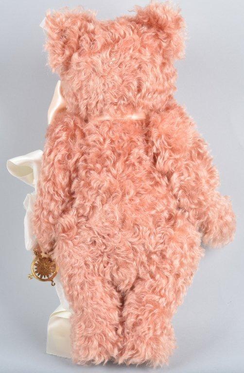 STEIFF COMPASS ROSE TEDDY BEAR NMIB - 3