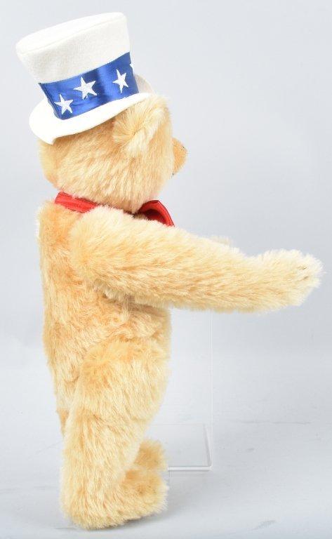 STEIFF 1ST AMERICAN TEDDY LTD ED NMIB - 7