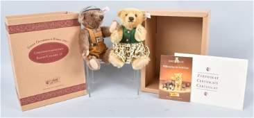 STEIFF TEDDY CHILDREN SIBLING BEARS NMIB