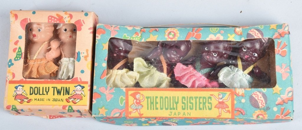 BOXED SETS OF QUINTUPLETS DOLLS - 5