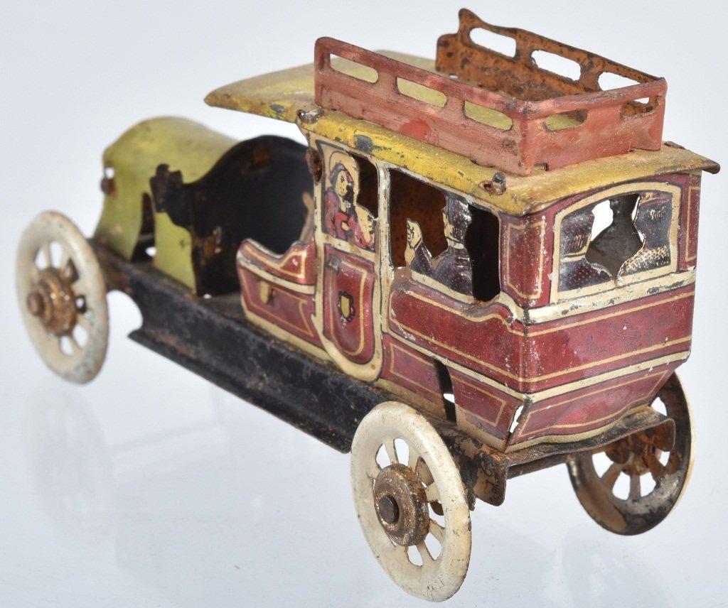 2- GERMAN PENNY TOYS AUTOMOBILES - 7