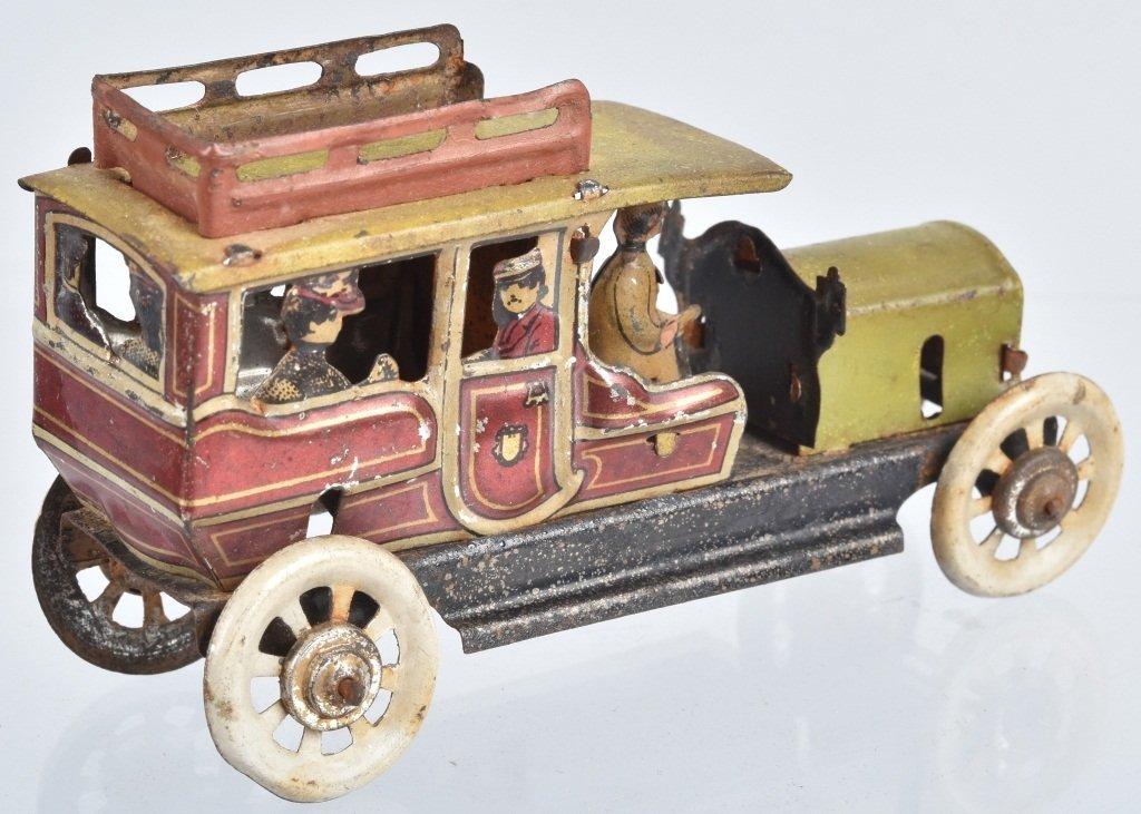 2- GERMAN PENNY TOYS AUTOMOBILES - 8
