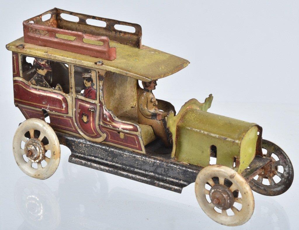2- GERMAN PENNY TOYS AUTOMOBILES - 9