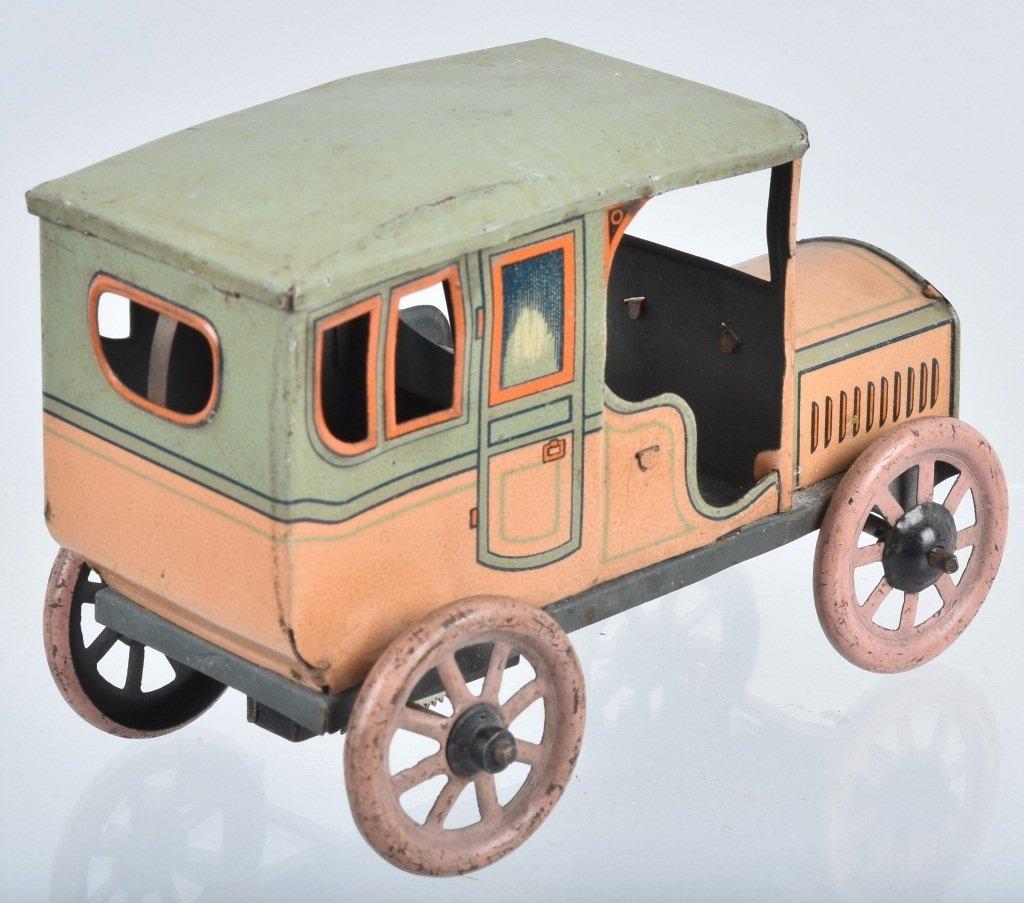 BING GARGE w/ Tin Windup CAR - 4