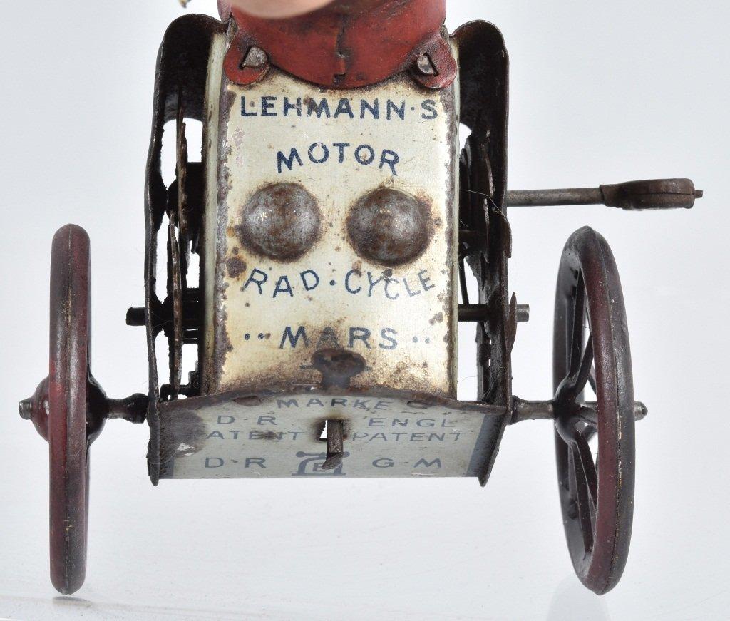 LEHMANN Tin Windup RAD CYCLE - 5