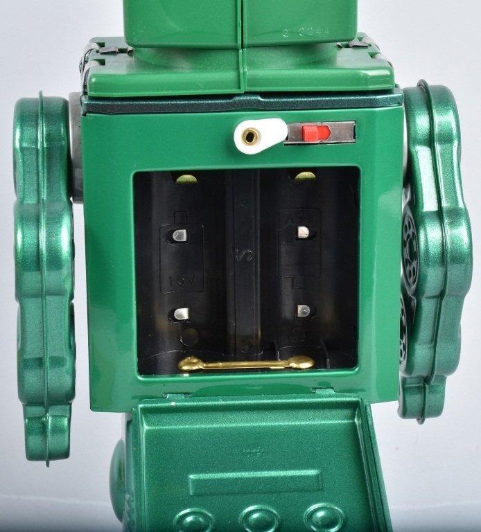 RM JAPAN Battery Op DINO CHANGE ROBOT w/ BOX - 5