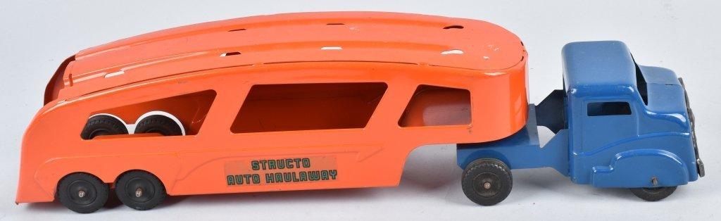 STRUCTO Pressed Steel AUTO HAULAWAY - 3
