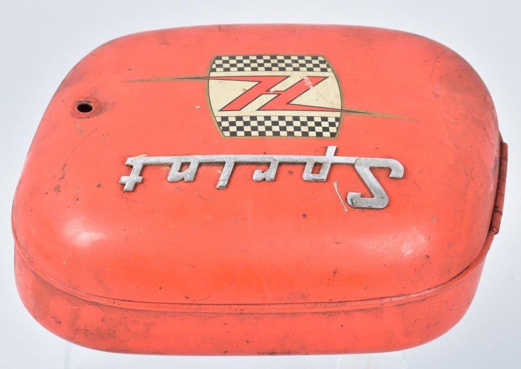 HARLEY DAVIDSON 1962 SPRINT TOOL BOX - 3