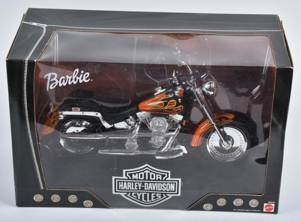 HARLEY DAVIDSON BARBIE MOTORCYCLE, TOY