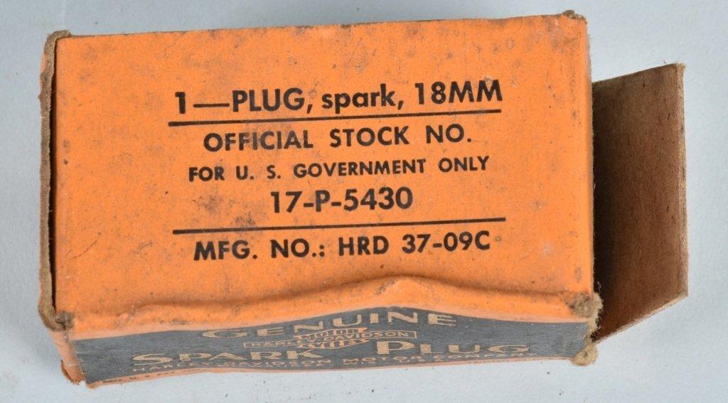 HARLEY DAVIDSON 18MM, SPARK PLUG - 3