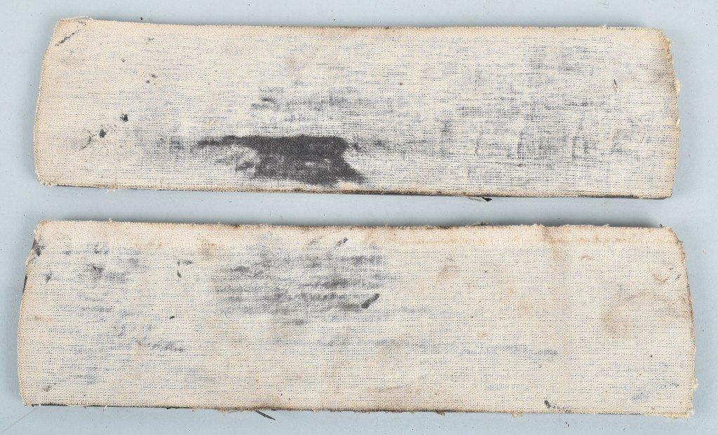 2-HARLEY DAVIDSON 1914-39 NOS FLOOR BOARD MATS - 3