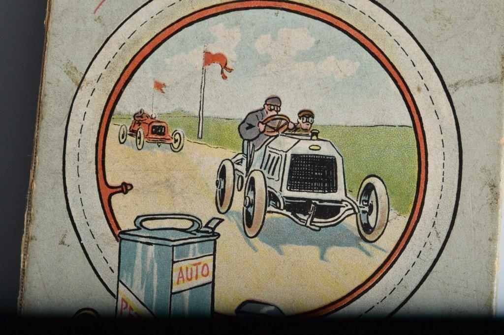 EARLY FAULKNER PIP PIP RACE CAR GAME, - 2