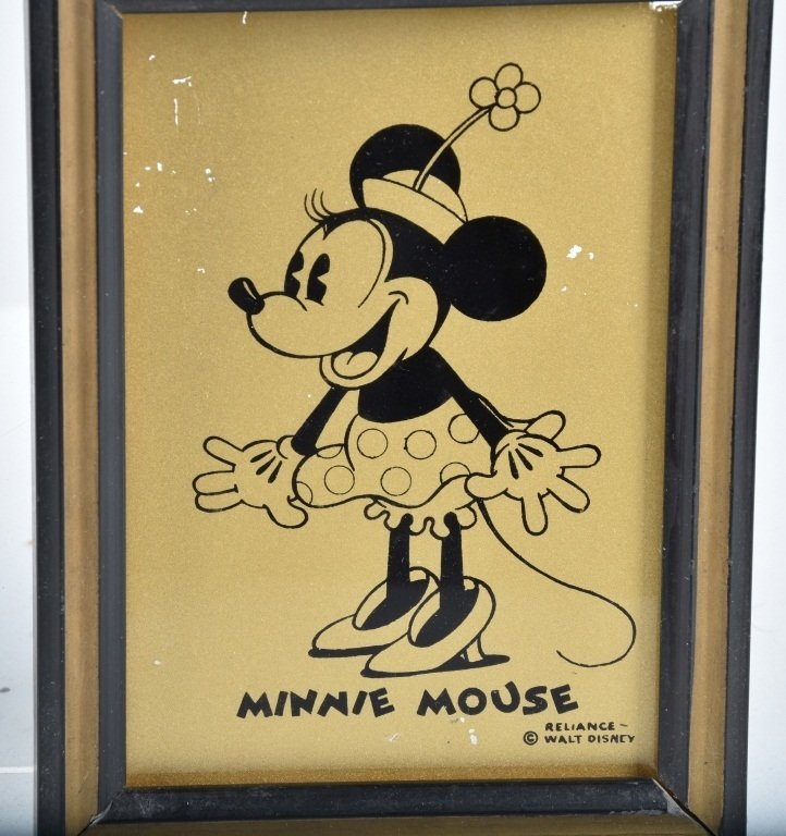 EARLY MICKEY and MINNIE MOUSE LOT - 2