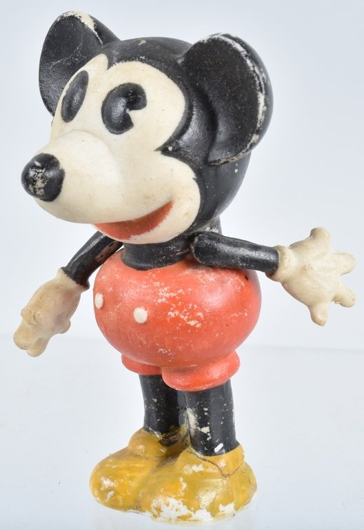 EARLY MICKEY and MINNIE MOUSE LOT - 4