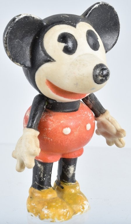 EARLY MICKEY and MINNIE MOUSE LOT - 6