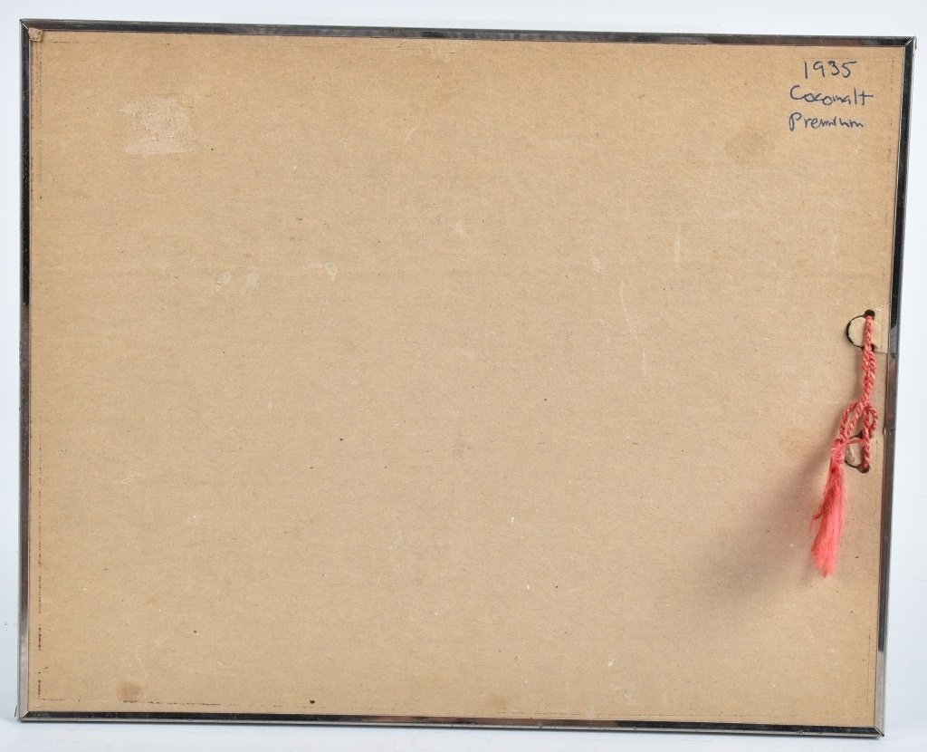 1935 BUCK ROGERS COCOMALT PREMIUM PICTURE - 2