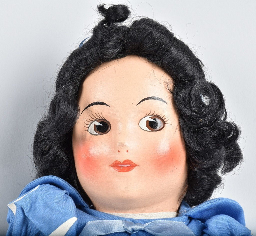 IDEAL 1937 SNOW WHITE DOLL with HANG TAG - 2
